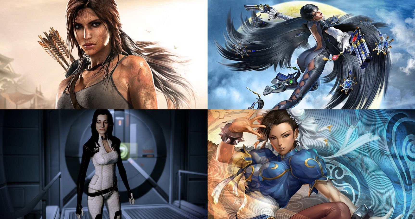 Free Babes Games the 20 hottest video game babes of all time | therichest