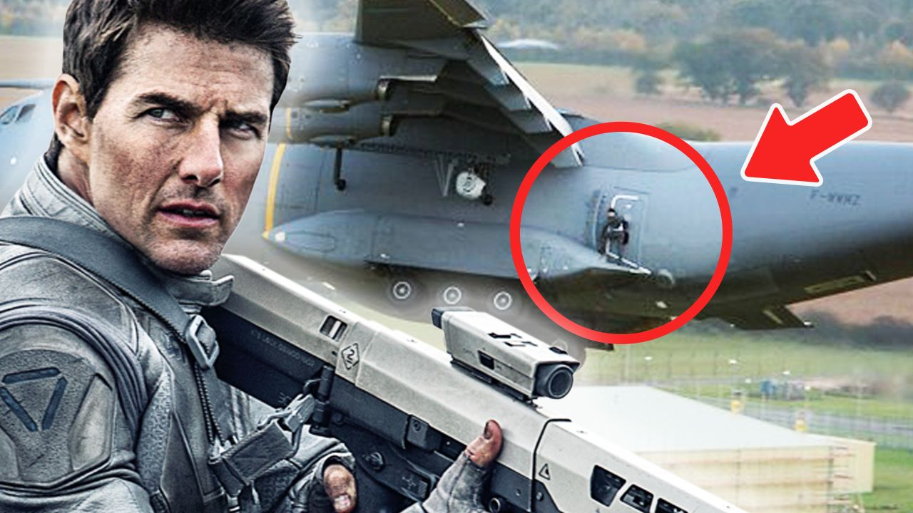 Famous Stars Who Perform Their Own Stunts
