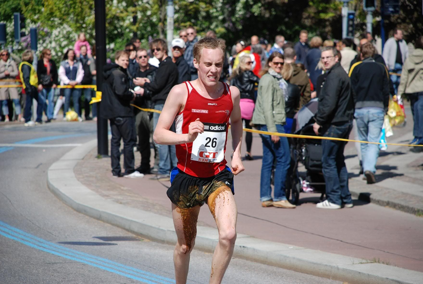 10 Athletes Who Shockingly Pooped Their Pants While Competing