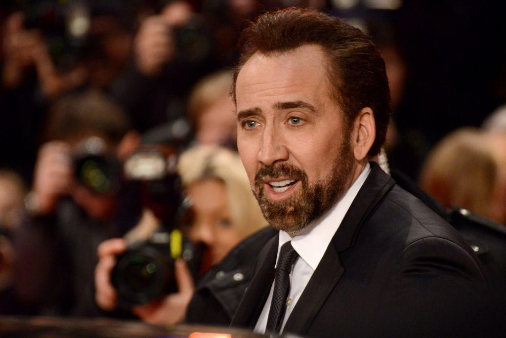 11. Nicolas Cage