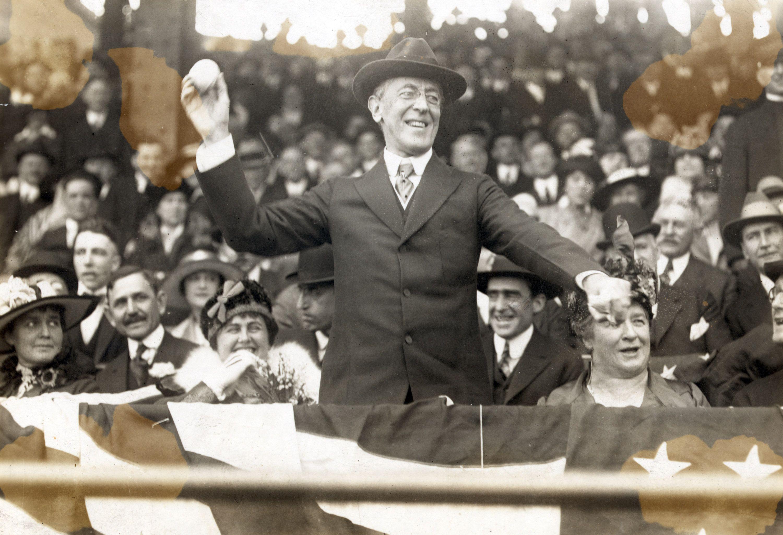 shutterstock_Woodrow Wilson