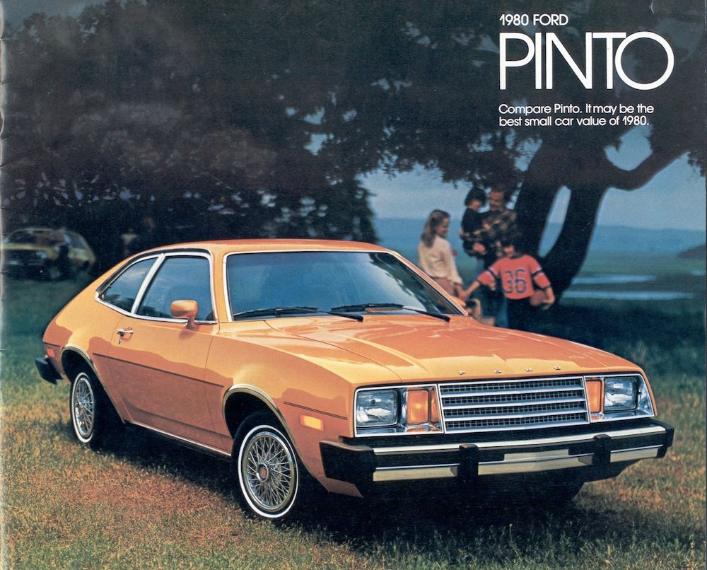 15. Ford Pinto