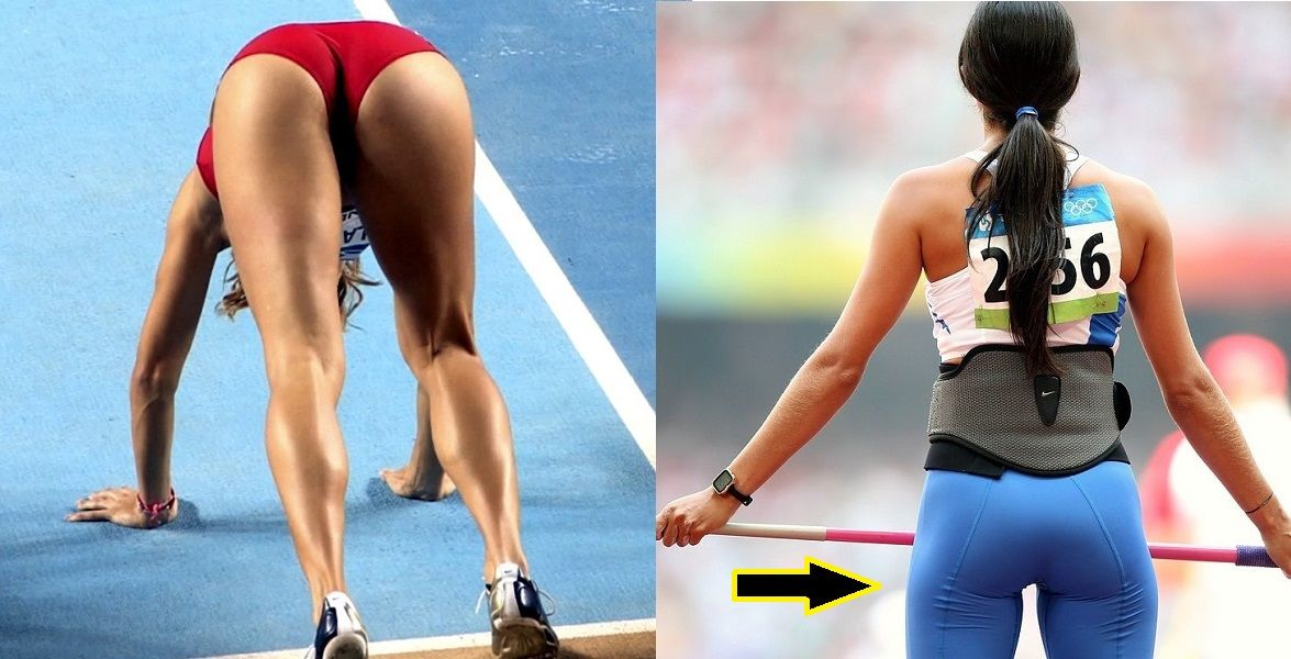 Sexy female athletes with big butts pic 674