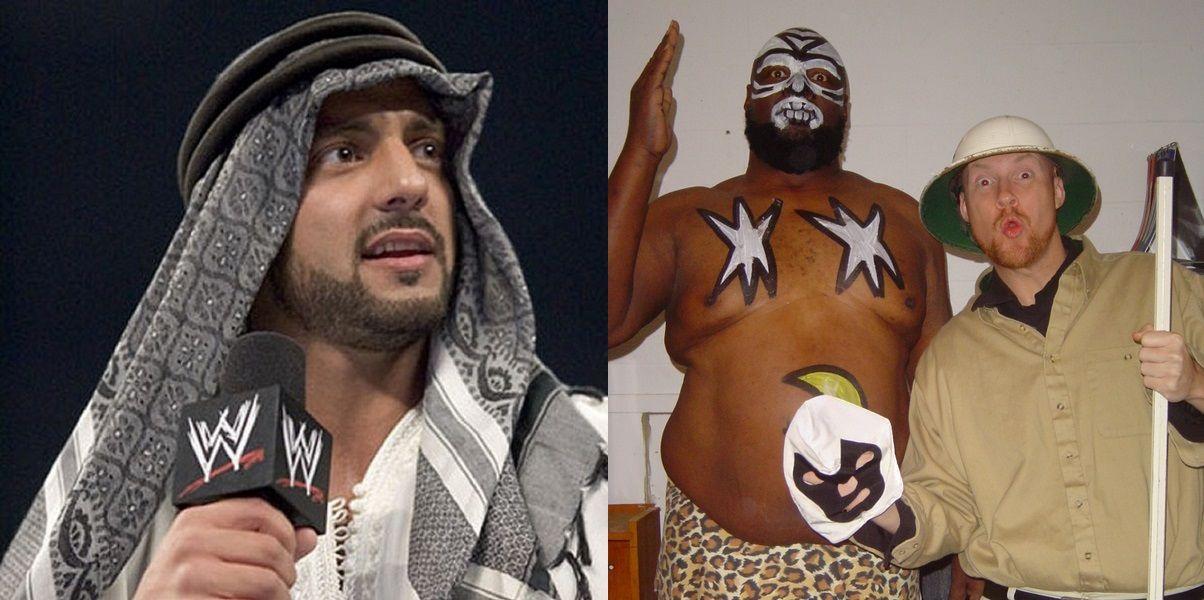 Pro Wrestling's 10 Most Shockingly Tasteless Ethnic Gimmicks