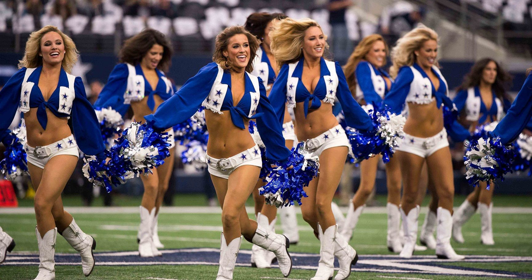 Top 10 Sports Teams With Hotter Cheerleaders Than the Dallas Cowboys