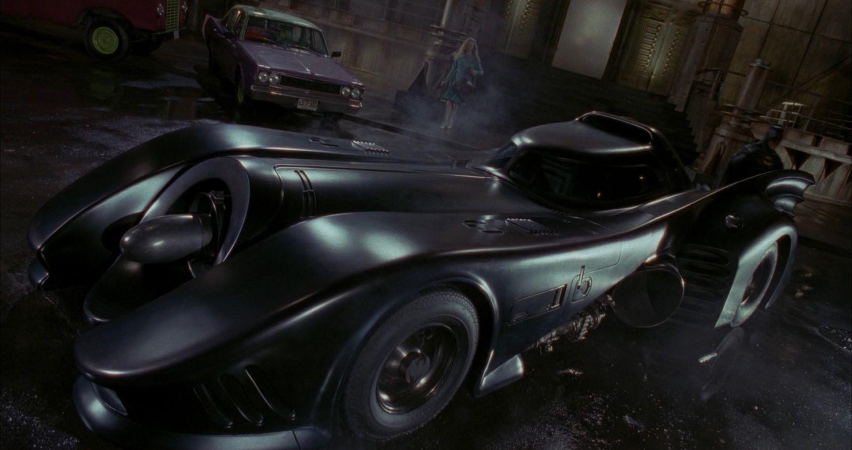 The 15 Most Memorable Cars In Movies And Television