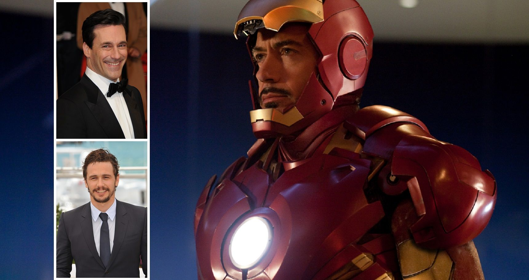 Iron Man Cast 1978 2008 2010 2012 2013 2015 2016