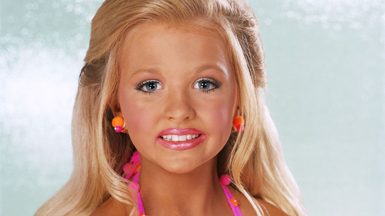 The Most Disturbing Child Pageants