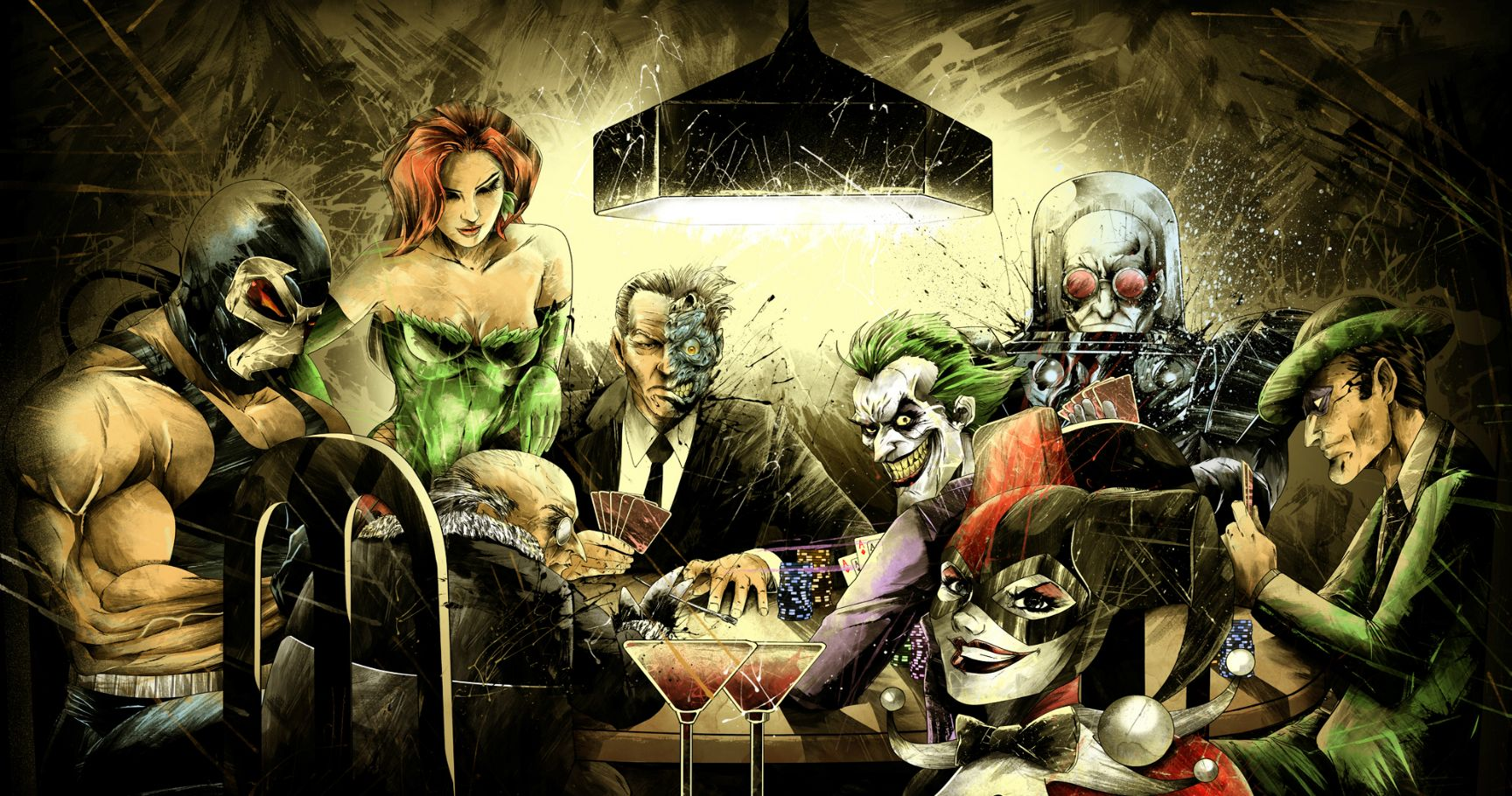 The 17 Most Powerful Batman Villains