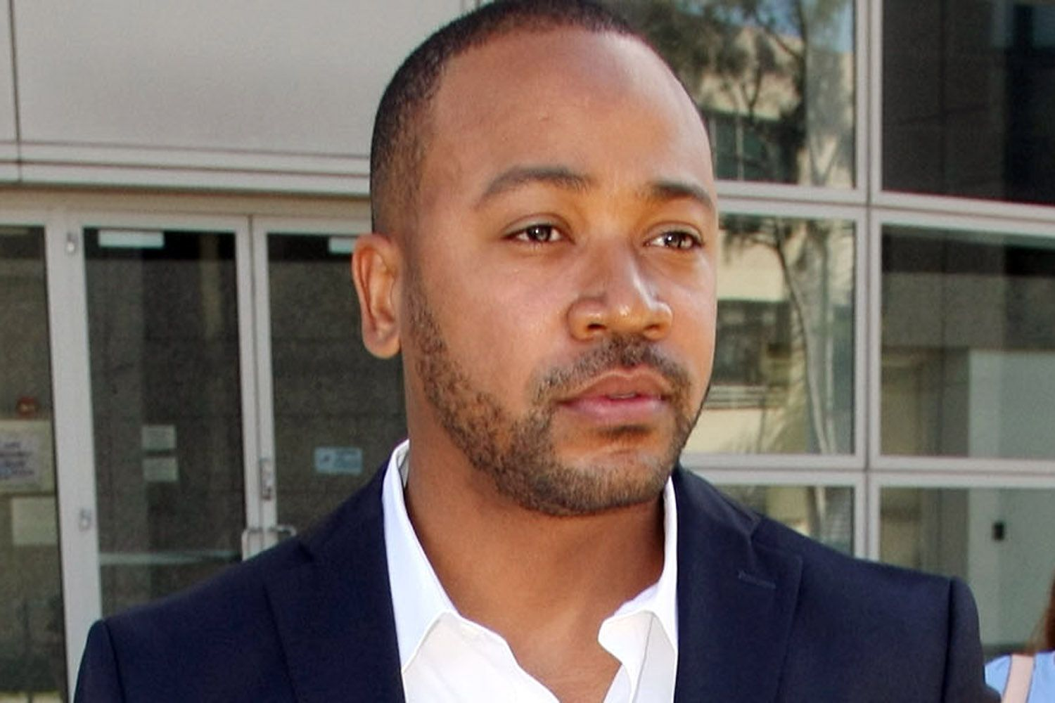 LOS ANGELES, CA - MAY 15: Columbus Keith Short appears at Los Angeles Superior Court on May 15, 2014 in Los Angeles, California. (Photo by David Buchan/Getty Images)