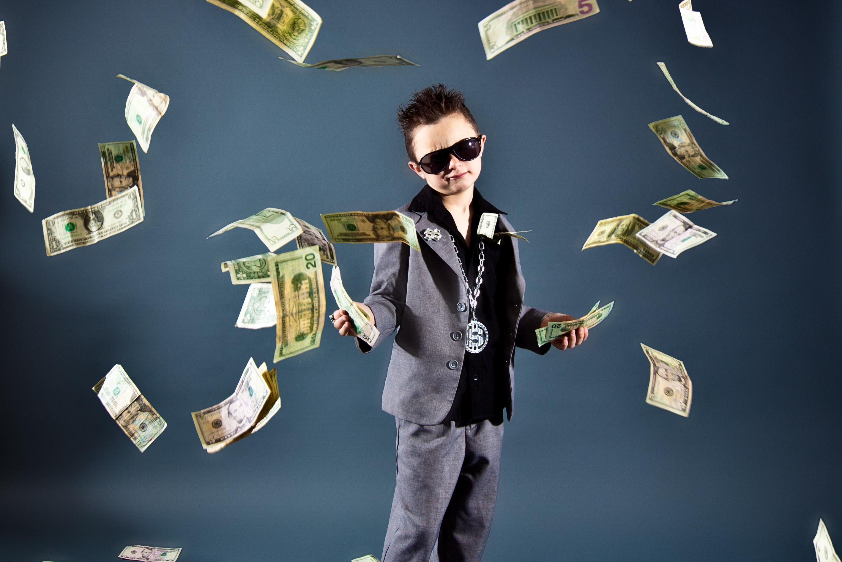 10 Highest Paying Jobs Even An 8th Grader Could Do