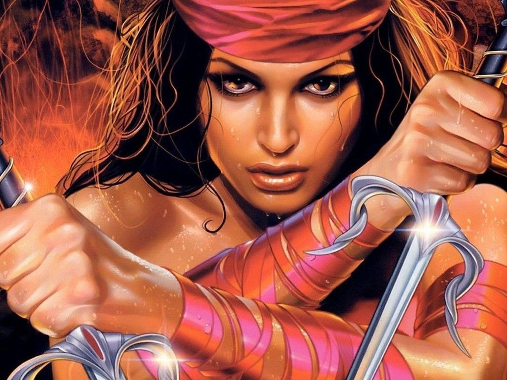 elektra super powers