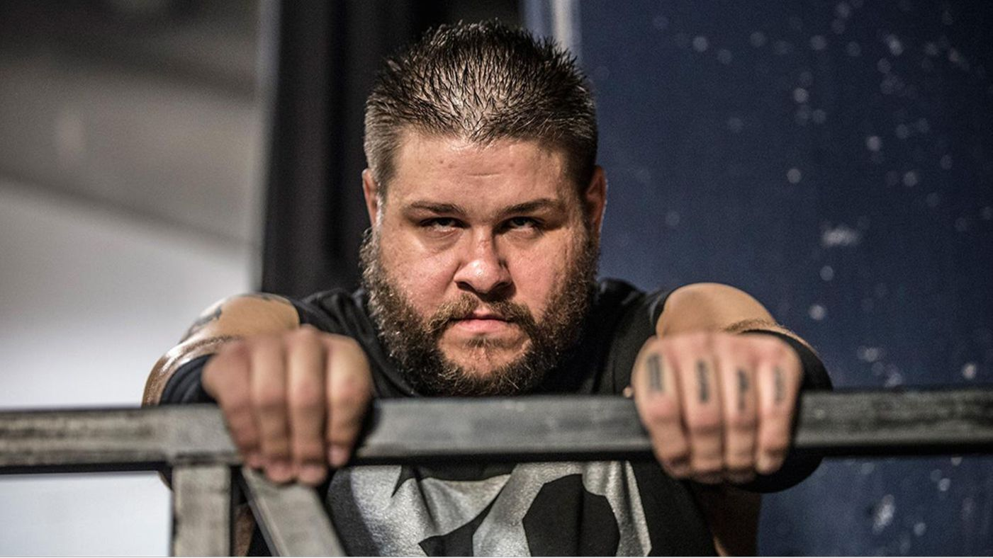 10 Surprising Facts You Need To Know About Kevin Owens