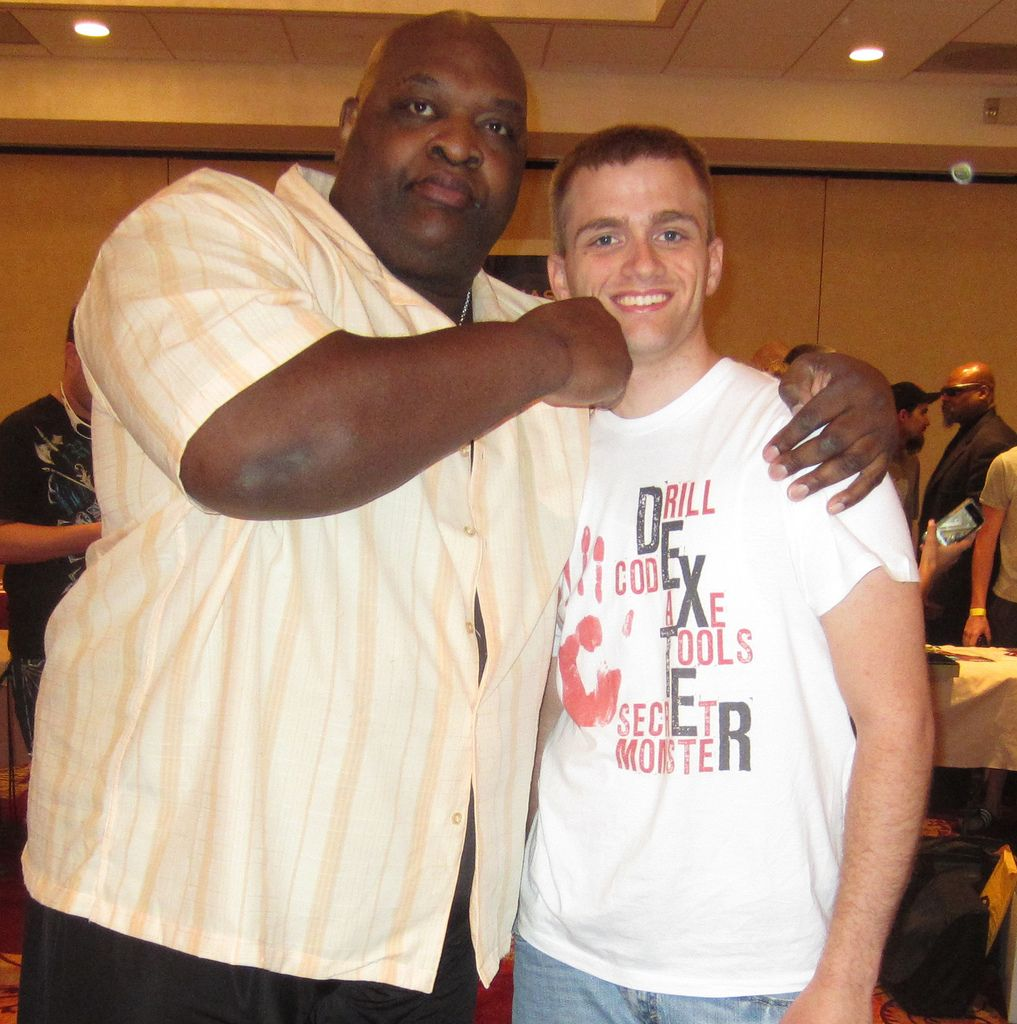 Ahmed johnson now therichest