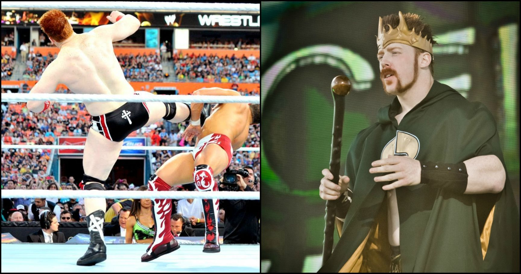 15 Things WWE Fans Would Like to Forget About Sheamus