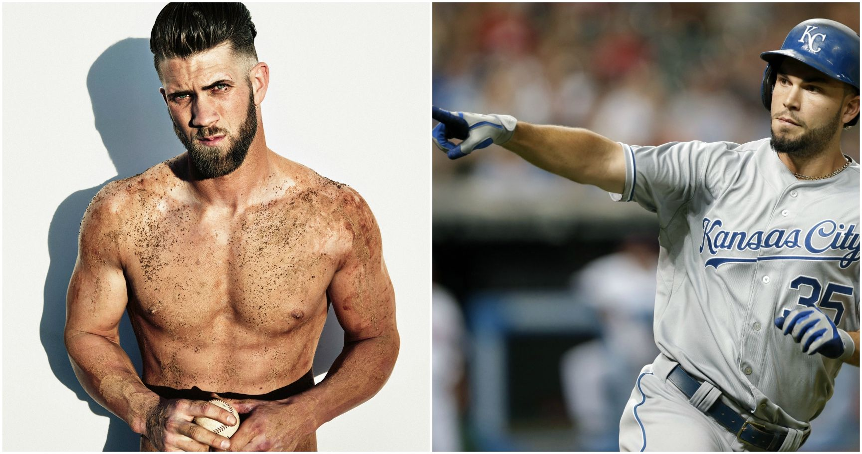 The 11 Sexiest Baseball Players of 2016