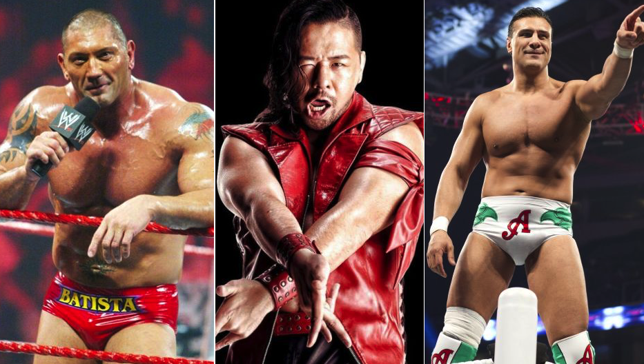 15 Wrestlers You Won't Believe Fought In MMA