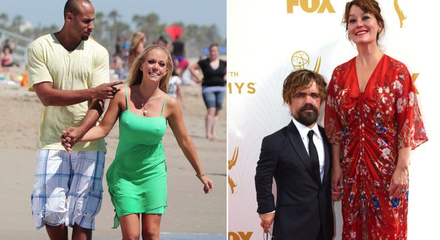 12 Perfect Celeb Couples With A Drastic Height Difference