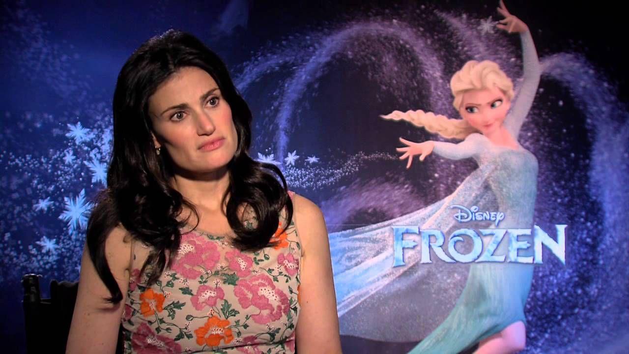 1. Idina Menzel – Elsa