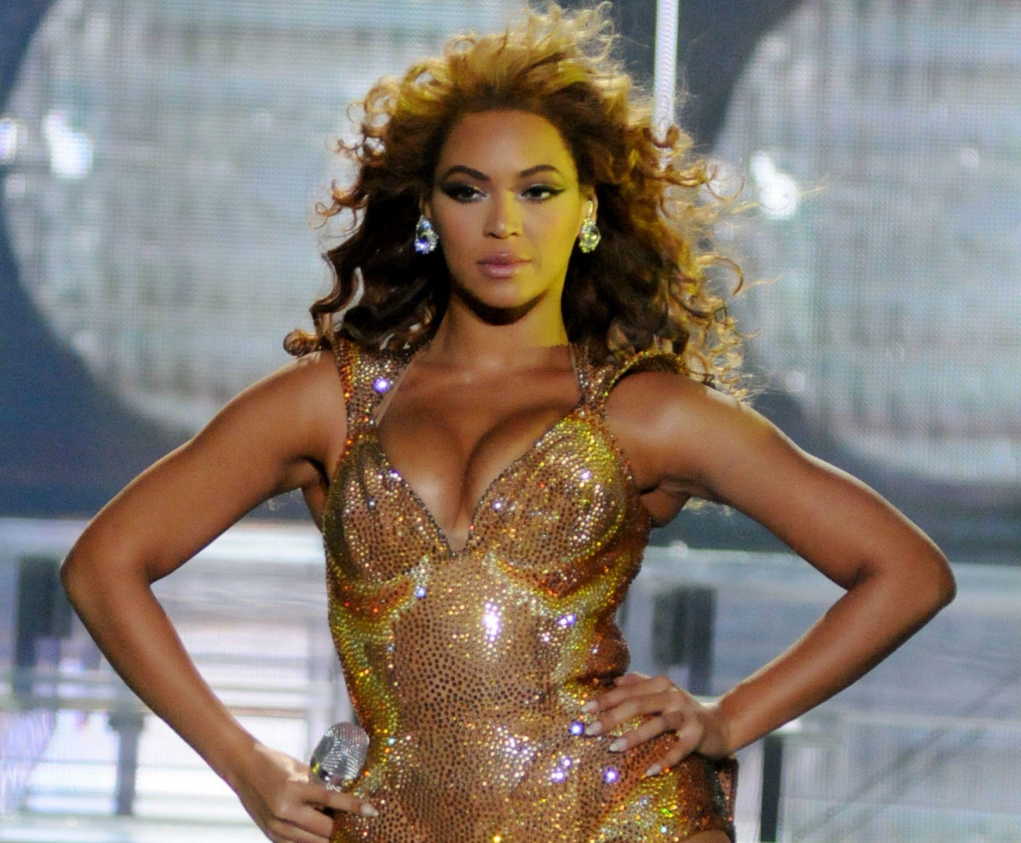 12. Beyonce
