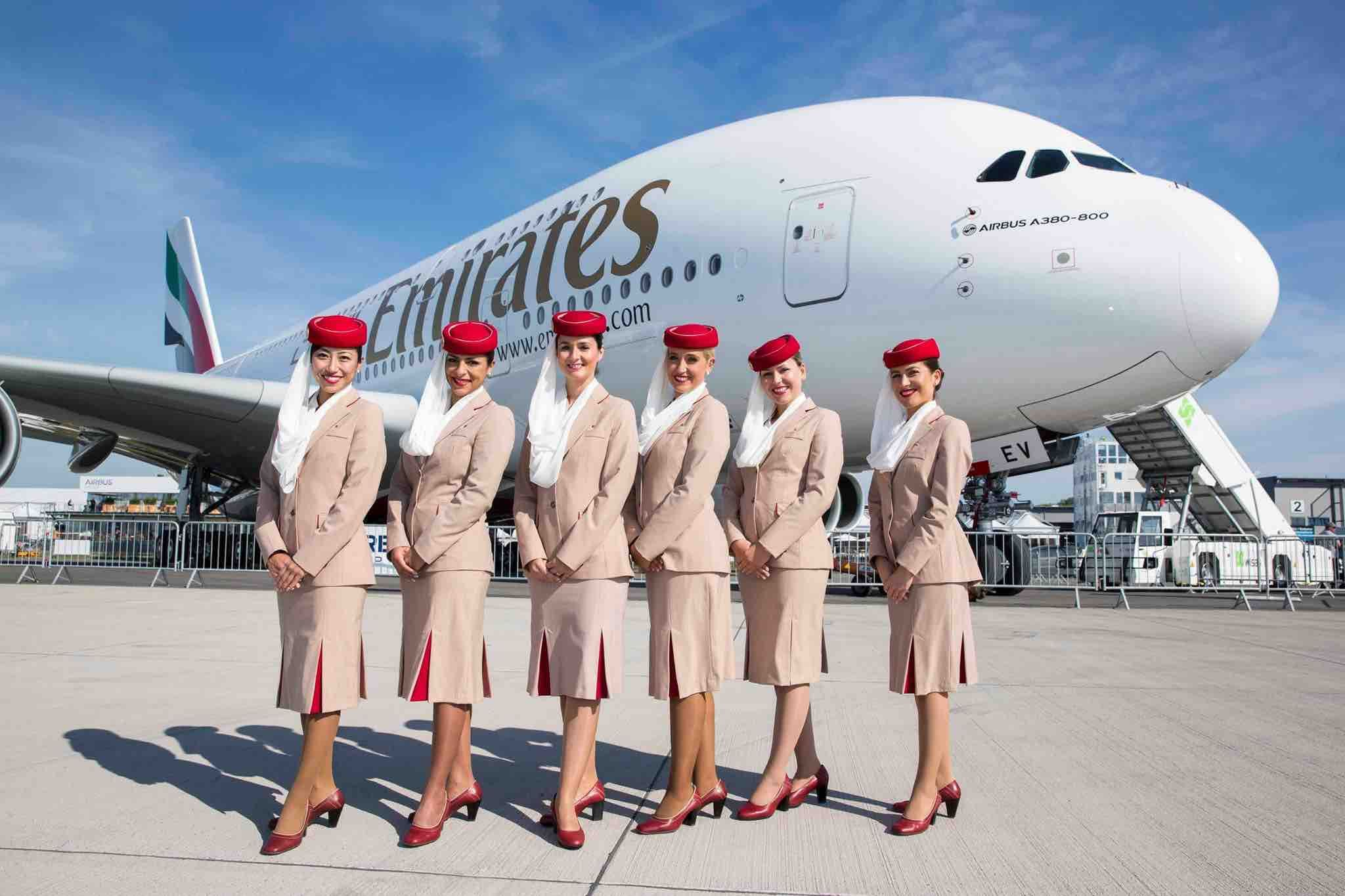 11 Insane Perks Of Being An Emirates Flight Attendant
