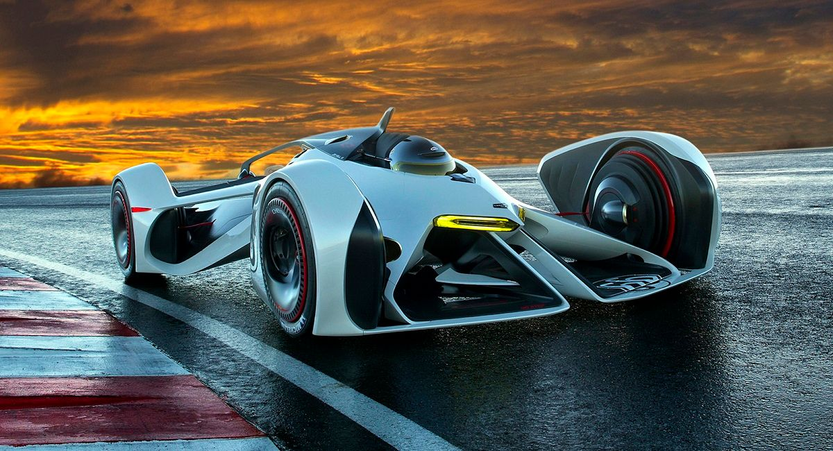 The 15 Most Insane Concept Cars Of 2016