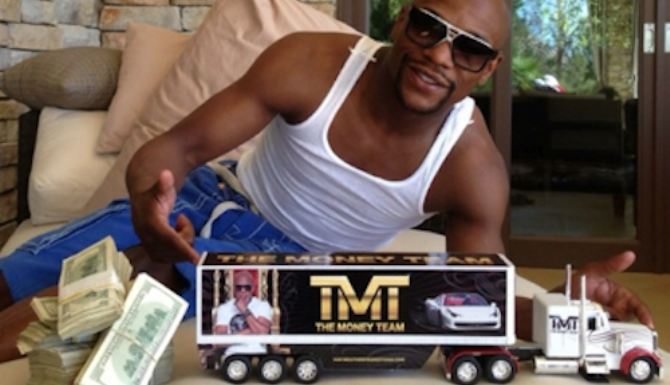 12 Most Expensive Purchases Floyd Mayweather Has Ever Made