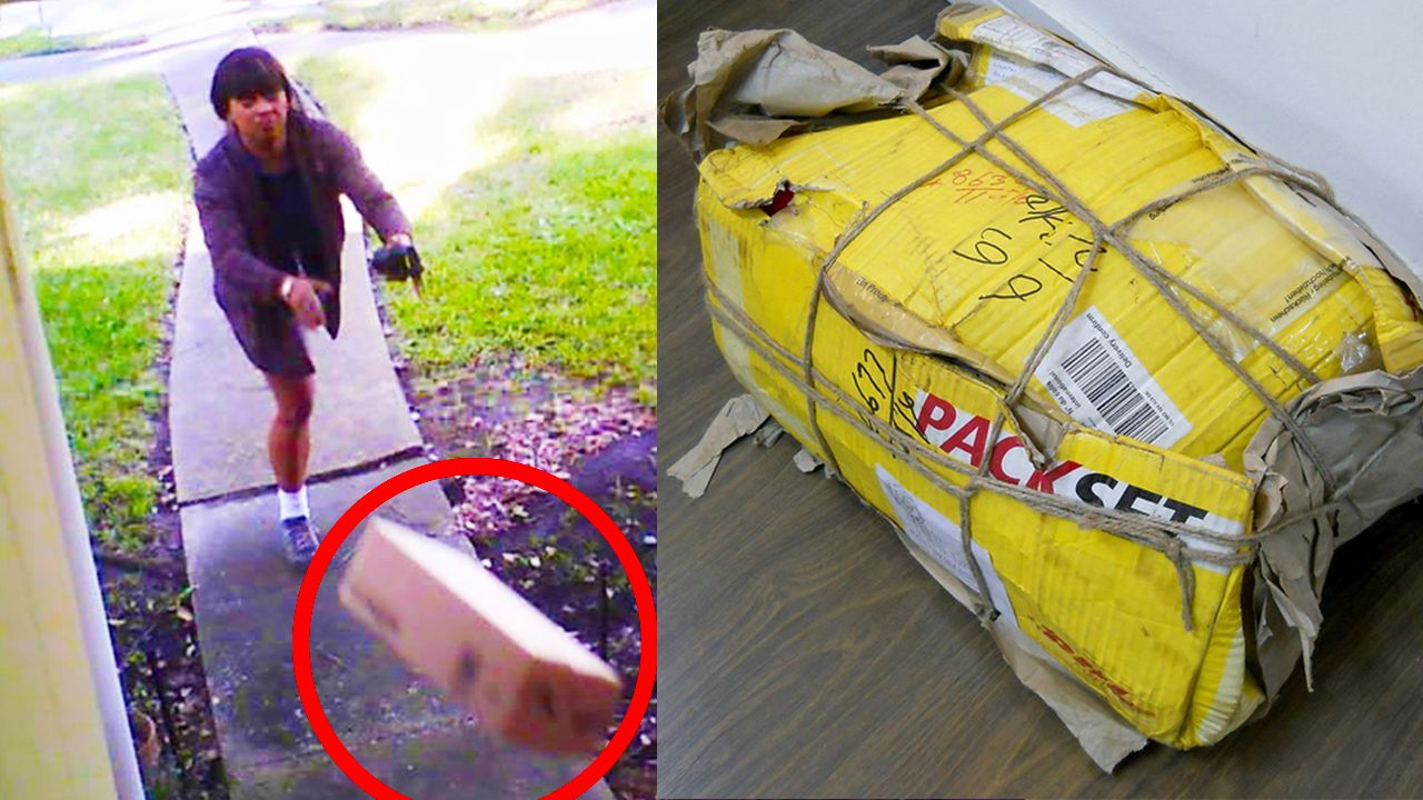 The Most Shocking Delivery Fails