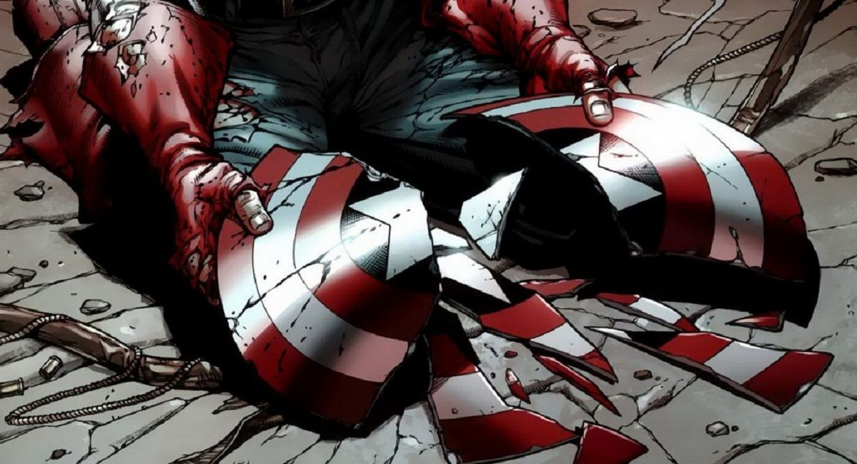 11 Villains You Didn't Know Broke Captain America's Shield