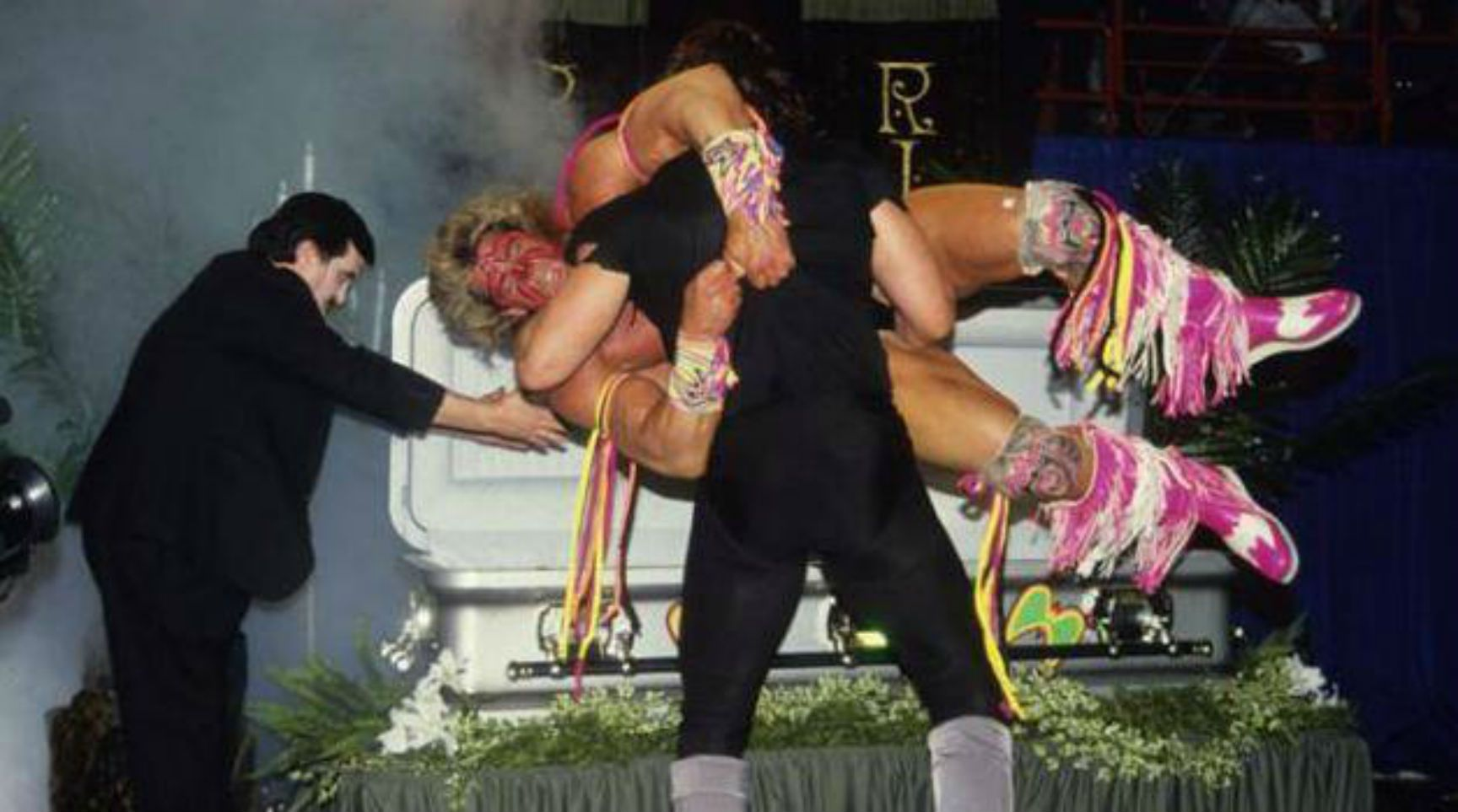 The 15 Most Frightening Moments In WWE History