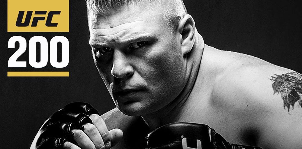10 Real Reasons Why Brock Lesnar Will Destroy Mark Hunt At UFC 200