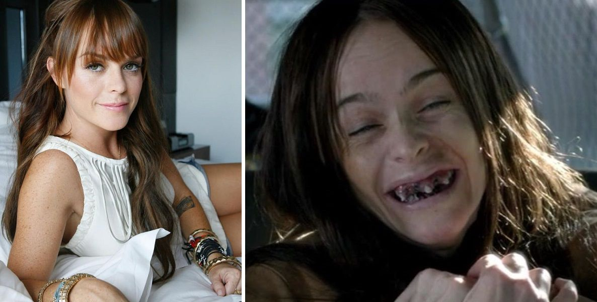 15 Gorgeous Actresses Who Played Repulsive Characters