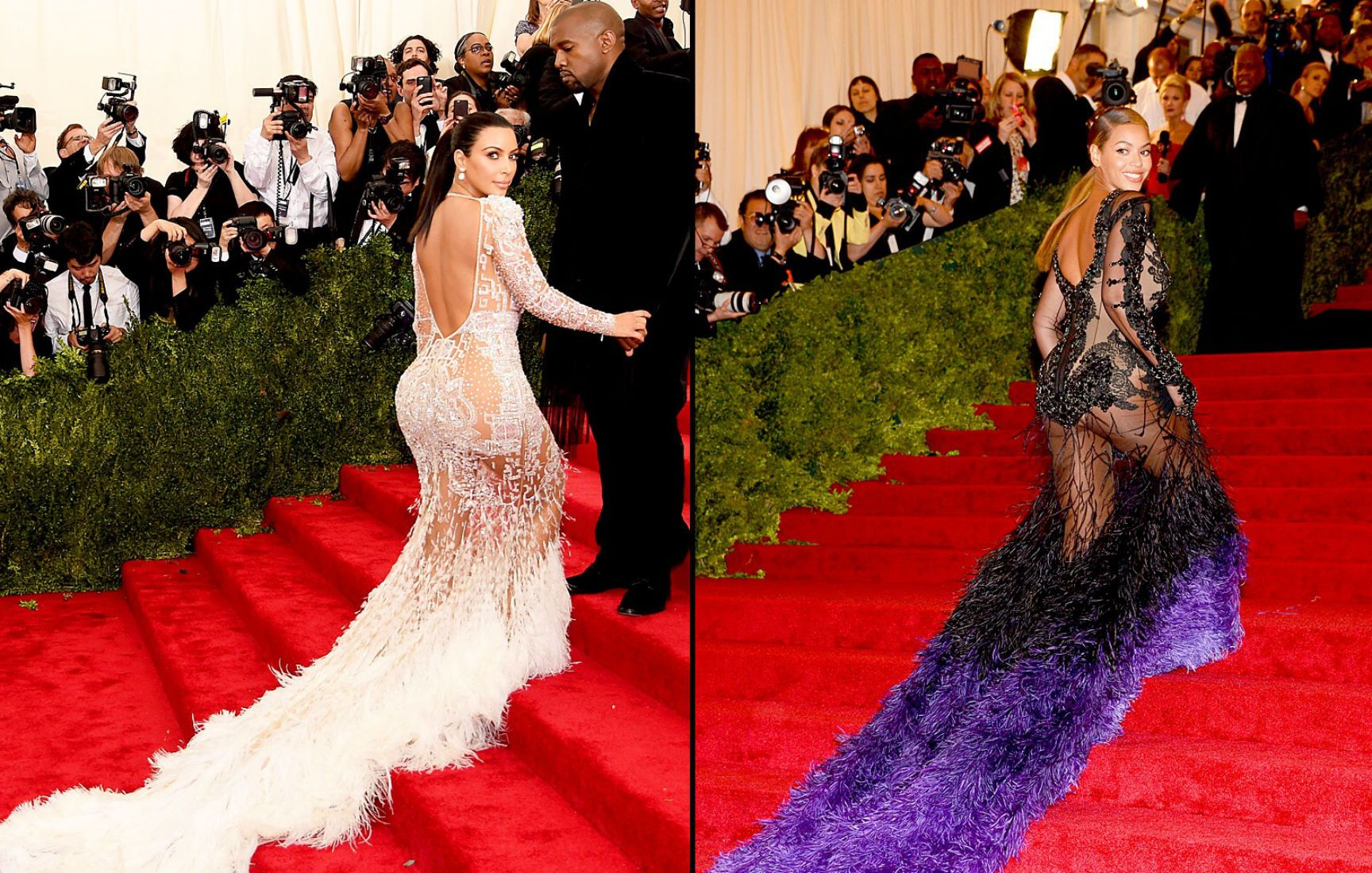 The 15 Most Revealing Red Carpet Dresses That'll Make Your Jaw Drop