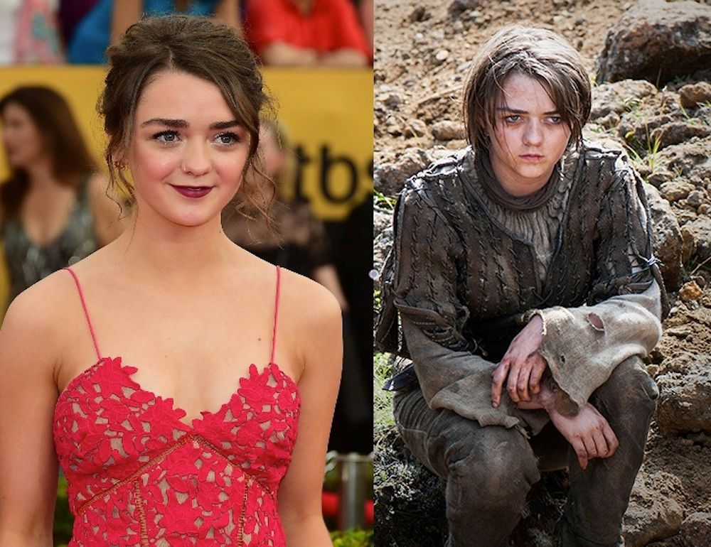 got ugly hot arya