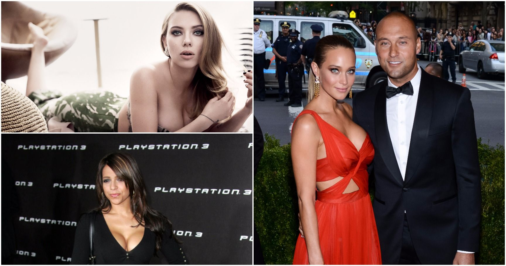 15 Lucky Men Who Have Dated The Hottest Women Alive