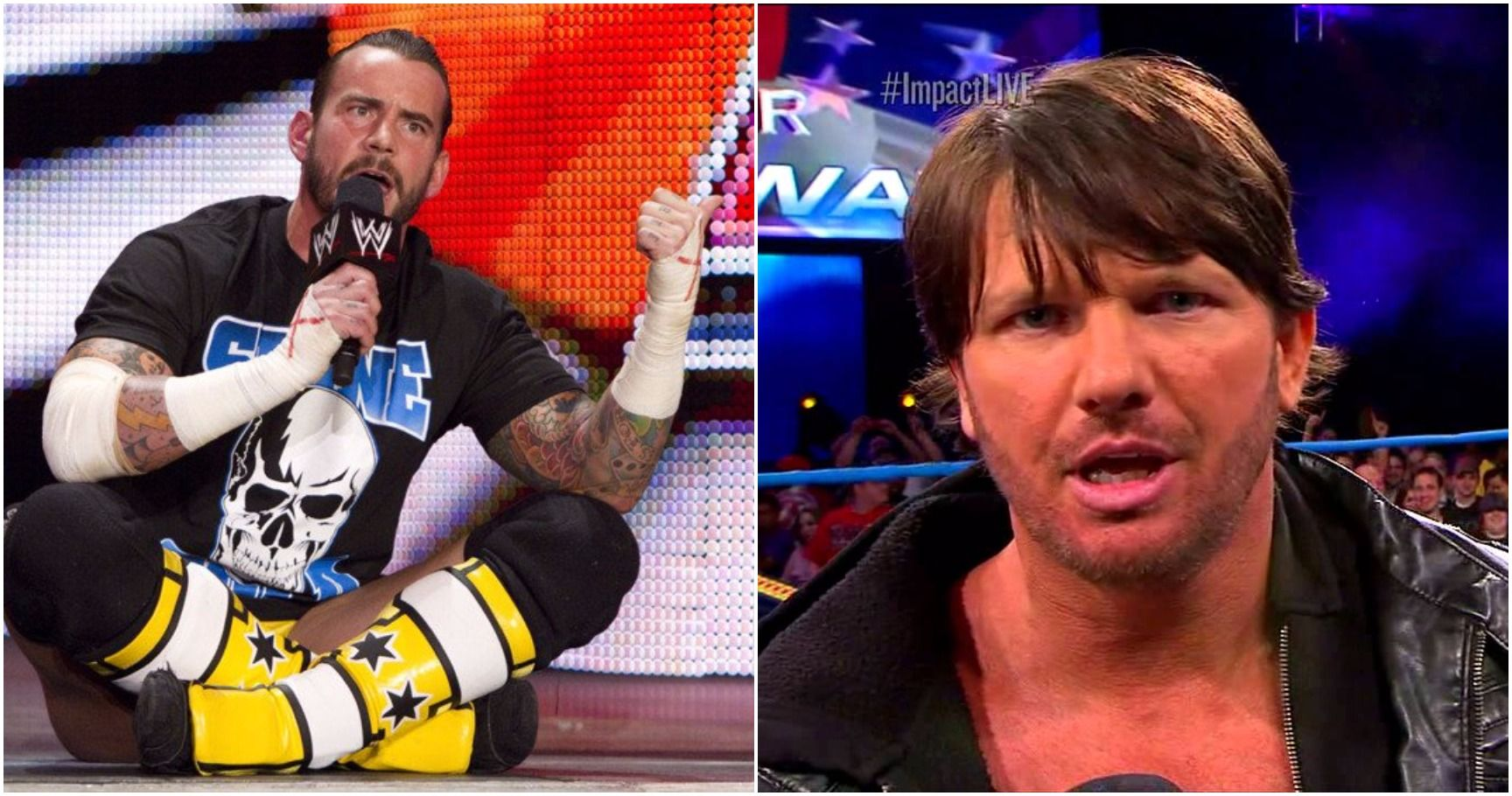 10 Times WWE Shockingly Stole From TNA & 5 Times TNA Returned The Favor