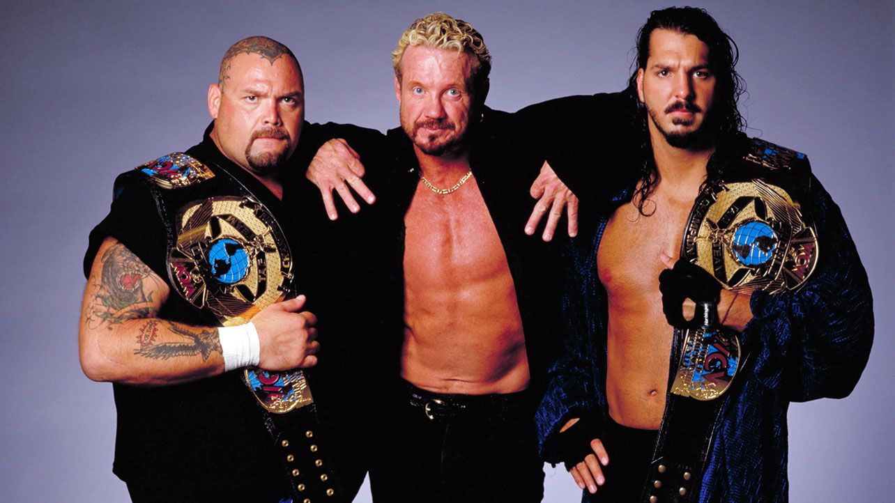 Top 15 Wcw Stables You Totally Forgot About Therichest