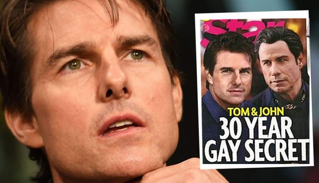 from Mekhi tom cruise gay rumors