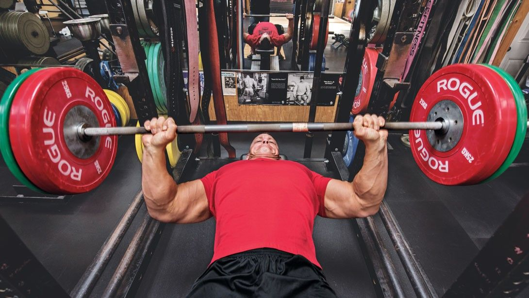 Top 14 Wwe Superstars Who Can Bench Press The Most Therichest