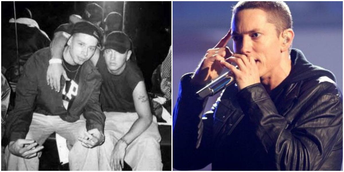 the controversial life and music career of marshall mathers aka eminem Marshall mathers aka eminem aka the most controversial rapper in hip hop dropped a surprise album, kamikaze, last night  eminem has made the worst album of his career with revival it's.