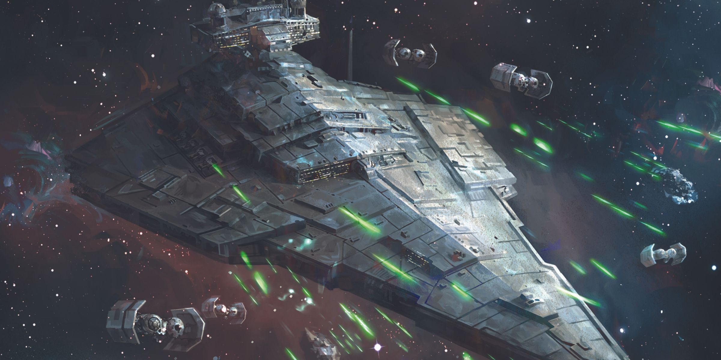 The 15 Most Powerful Ships In The Star Wars Universe Ranked