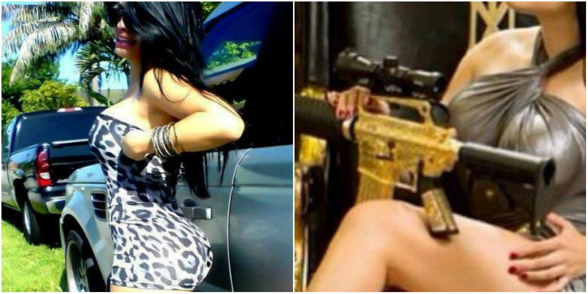 the hottest gangster in the world 15 pics of claudia felix