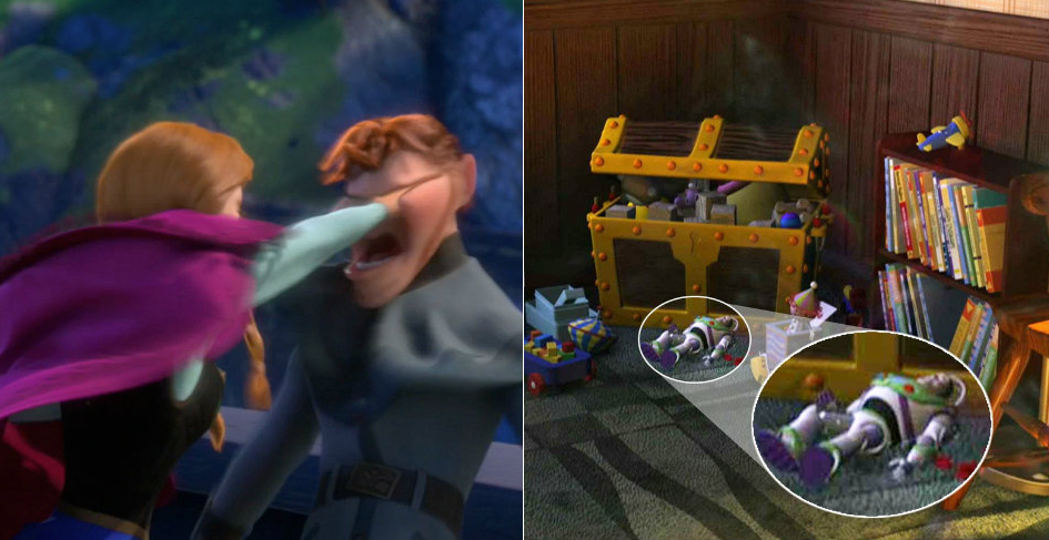 most paused moments in disney films therichest