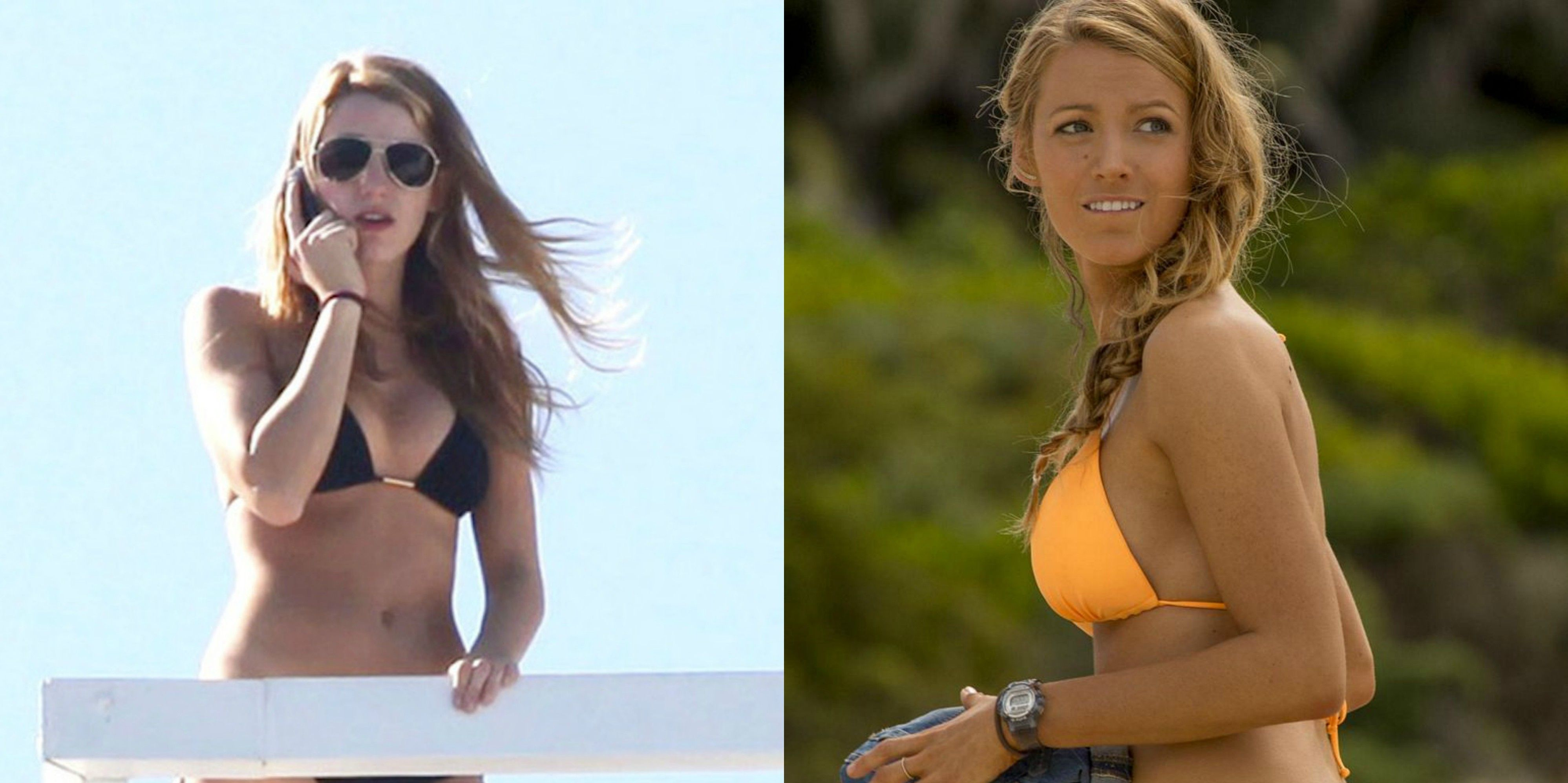 Get Blake Lively Swimsuit  Wallpapers