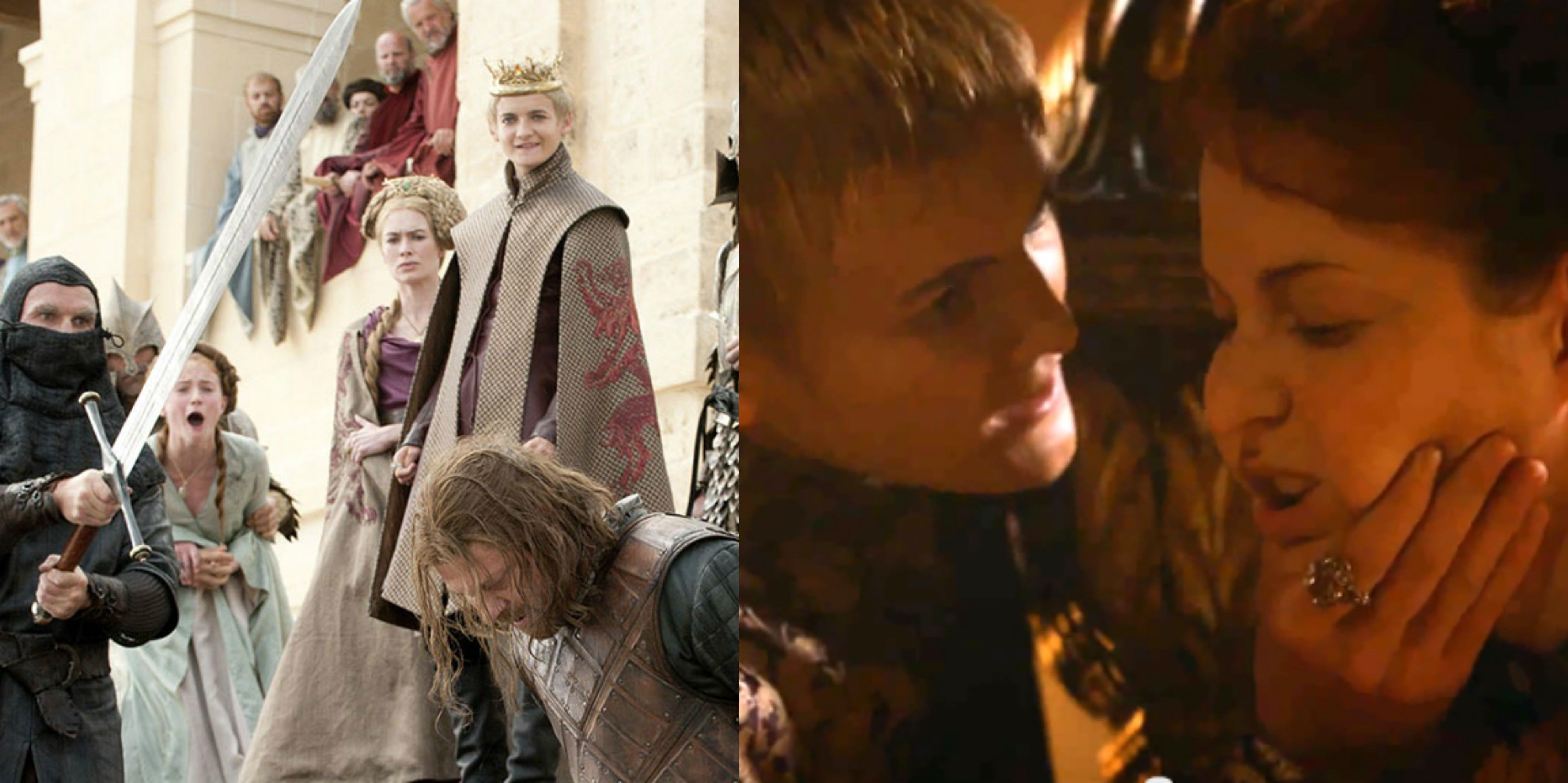 The Most Disturbing Acts Committed By Joffrey Baratheon On