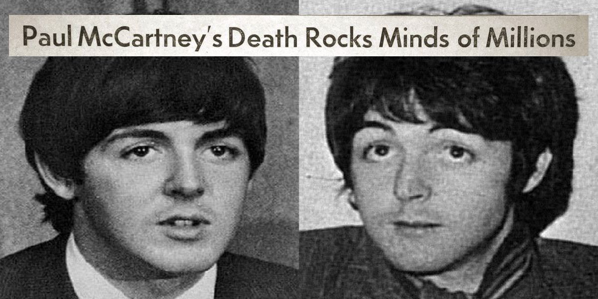 Insane Reasons Why People Believe Paul McCartney Died In The 60s