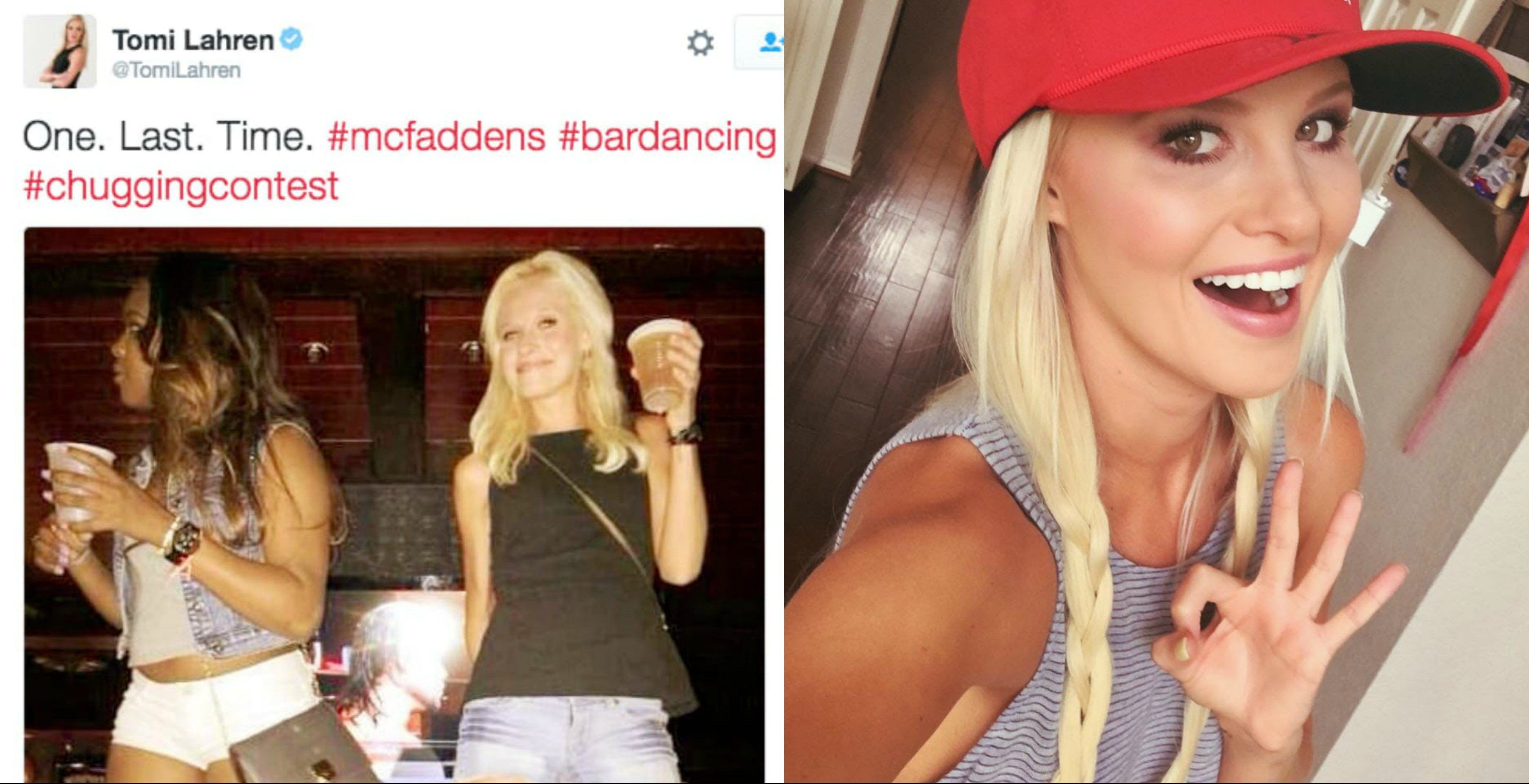 Photos Tomi Lahren Doesn T Want Us To See Therichest