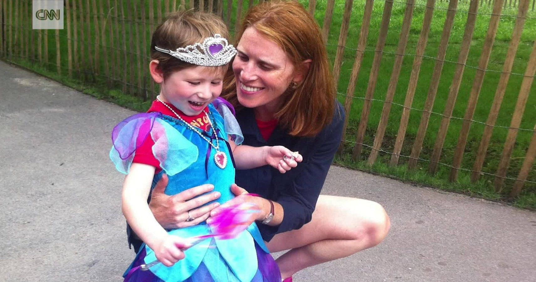 transgender children Experts say children who clearly identify as the opposite gender will benefit from starting to transition sooner rather than later kate snow follows two families on their journey.