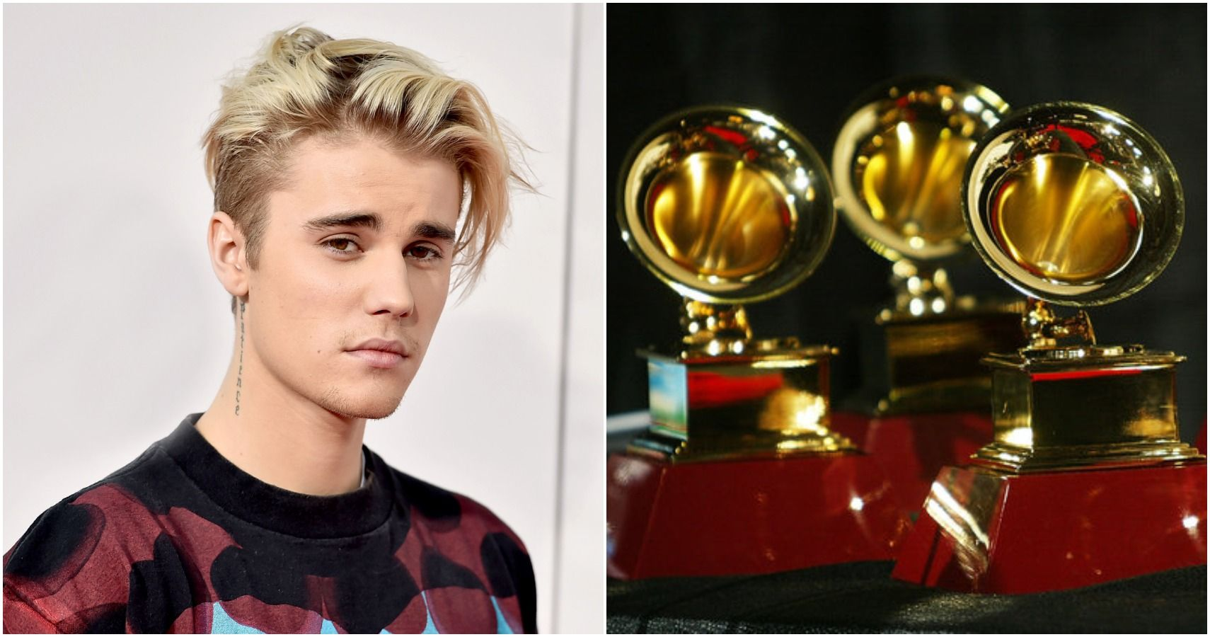 Justin Bieber's Latin Grammy Sent To Wrong Producer ...