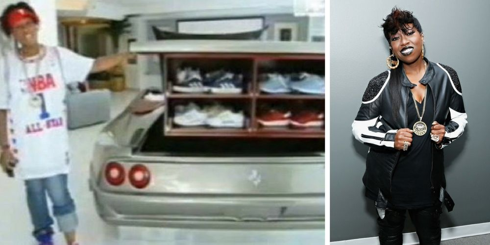 Missy Elliot Spent Over 2 Million On These 15 Sick Cars And Sleeps